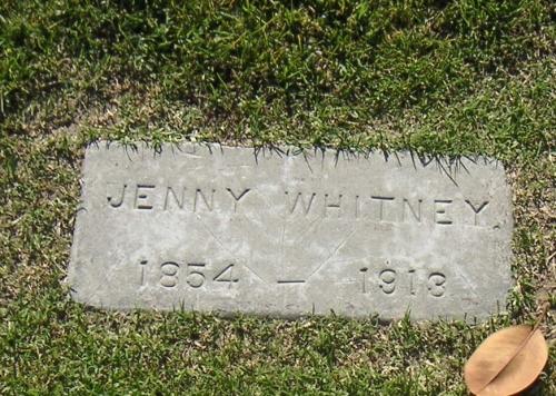 Jenny Whitney