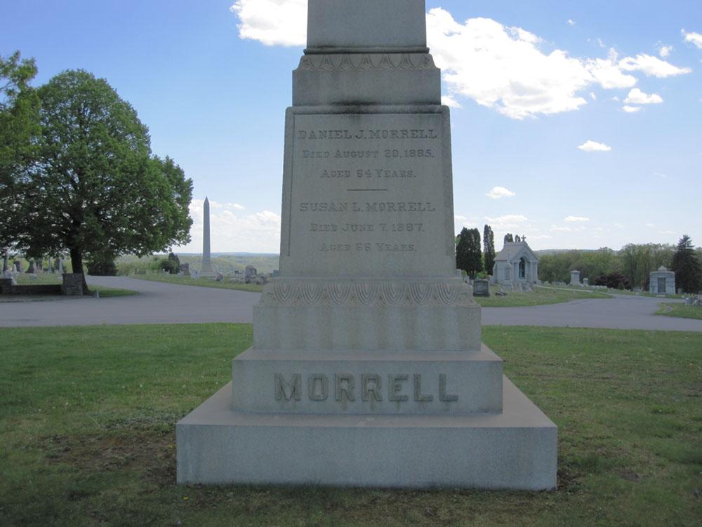 Daniel Johnson Morrell