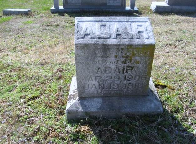 William Terrell Adair
