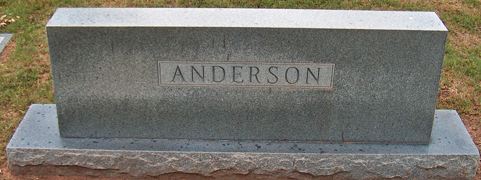 Bruce n.m.i. Anderson