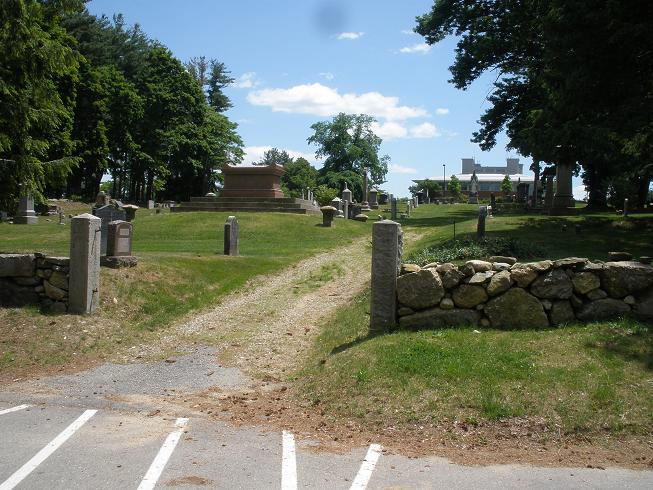 Phillips Academy Cemetery