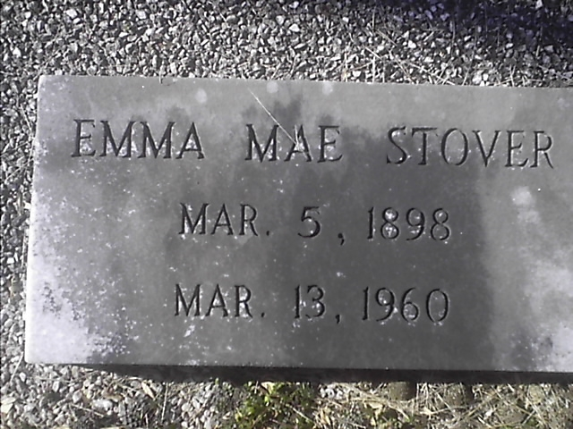 Emma Mae Stover
