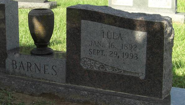 Lula Barnes