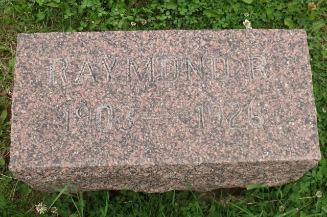 Raymond Reed Able
