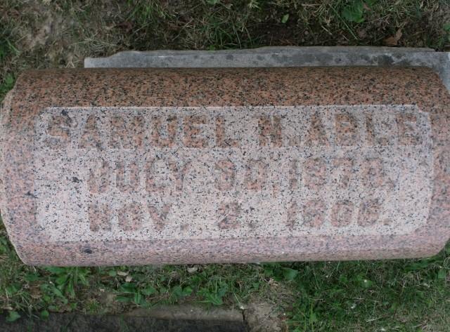 Samuel Nelson Able