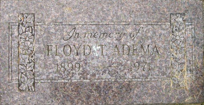 Floyd T Adema