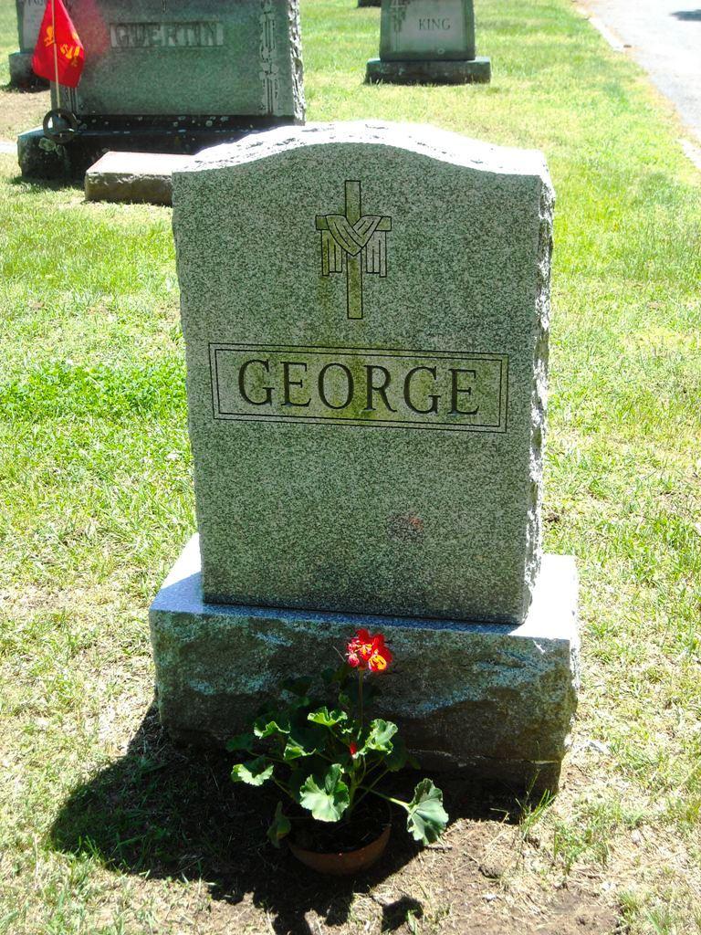 Agnes L <i>Savoie</i> George