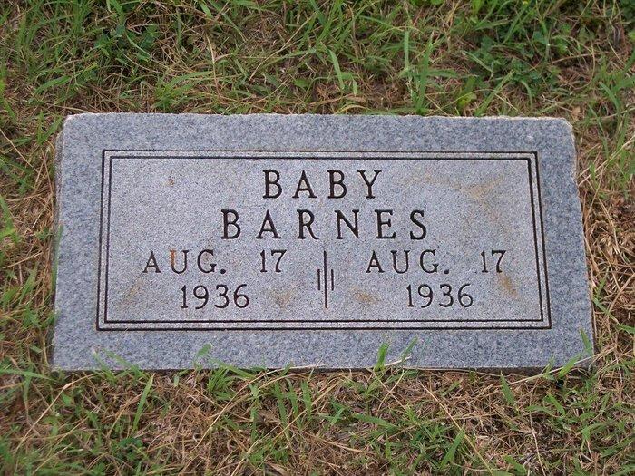 Baby Barnes