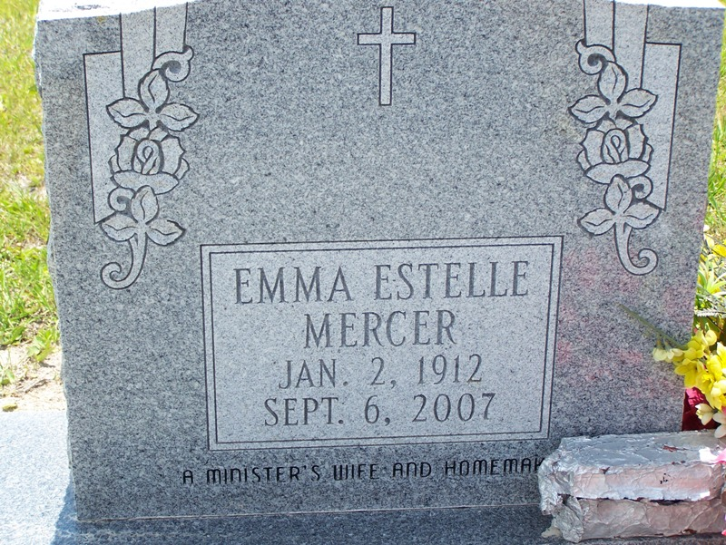 Estelle <i>Morgan</i> Mercer