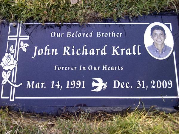 John Richard Krall