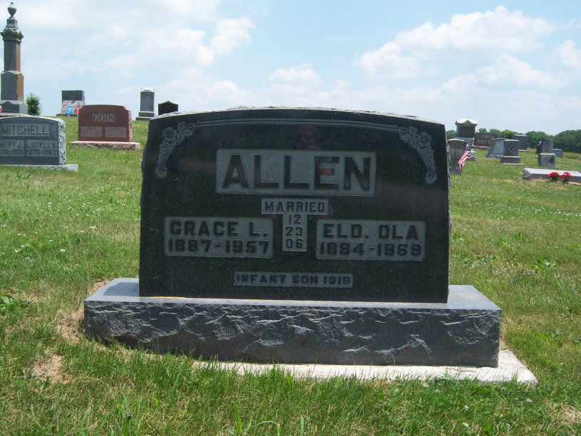 Elder James Ola Allen (1884-1969) - Find A Grave Memorial