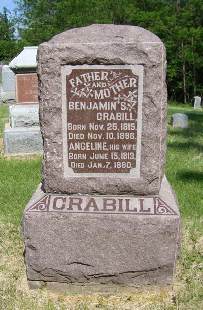 Angeline <i>Steinberger</i> Crabill