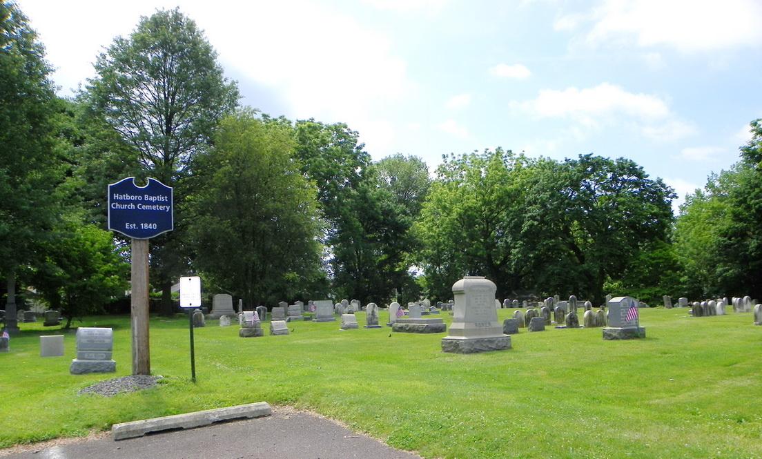 Hatboro Baptist Churchyard
