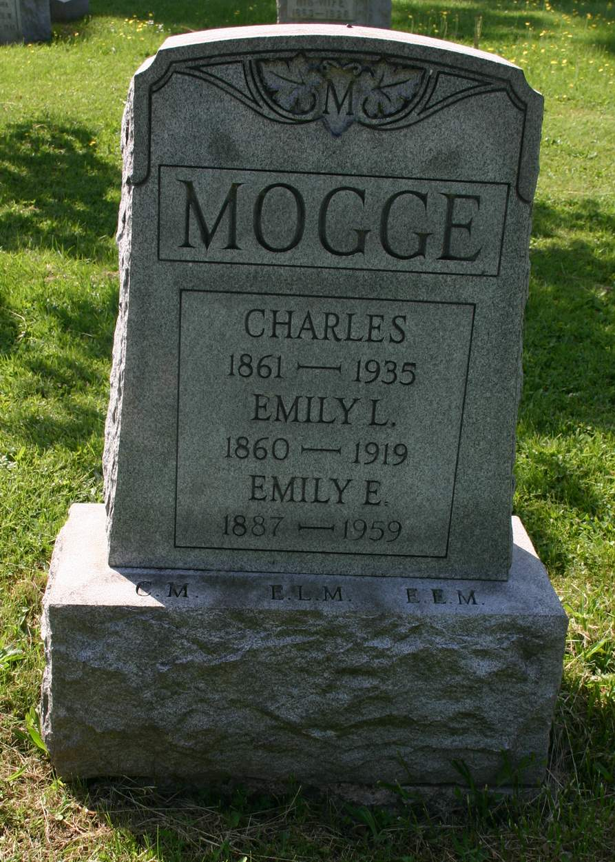Emily Louise <i>Smith</i> Mogge