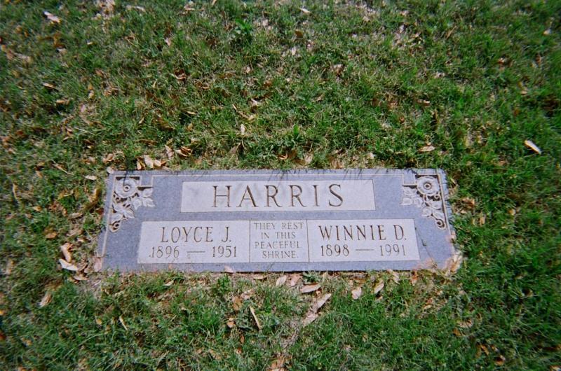 Loyce Jefferson Harris