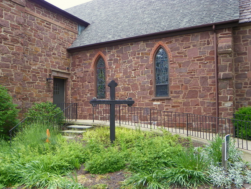 Church of the Messiah Cemetery