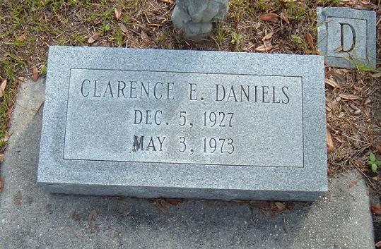 Clarence Ervin Daniels