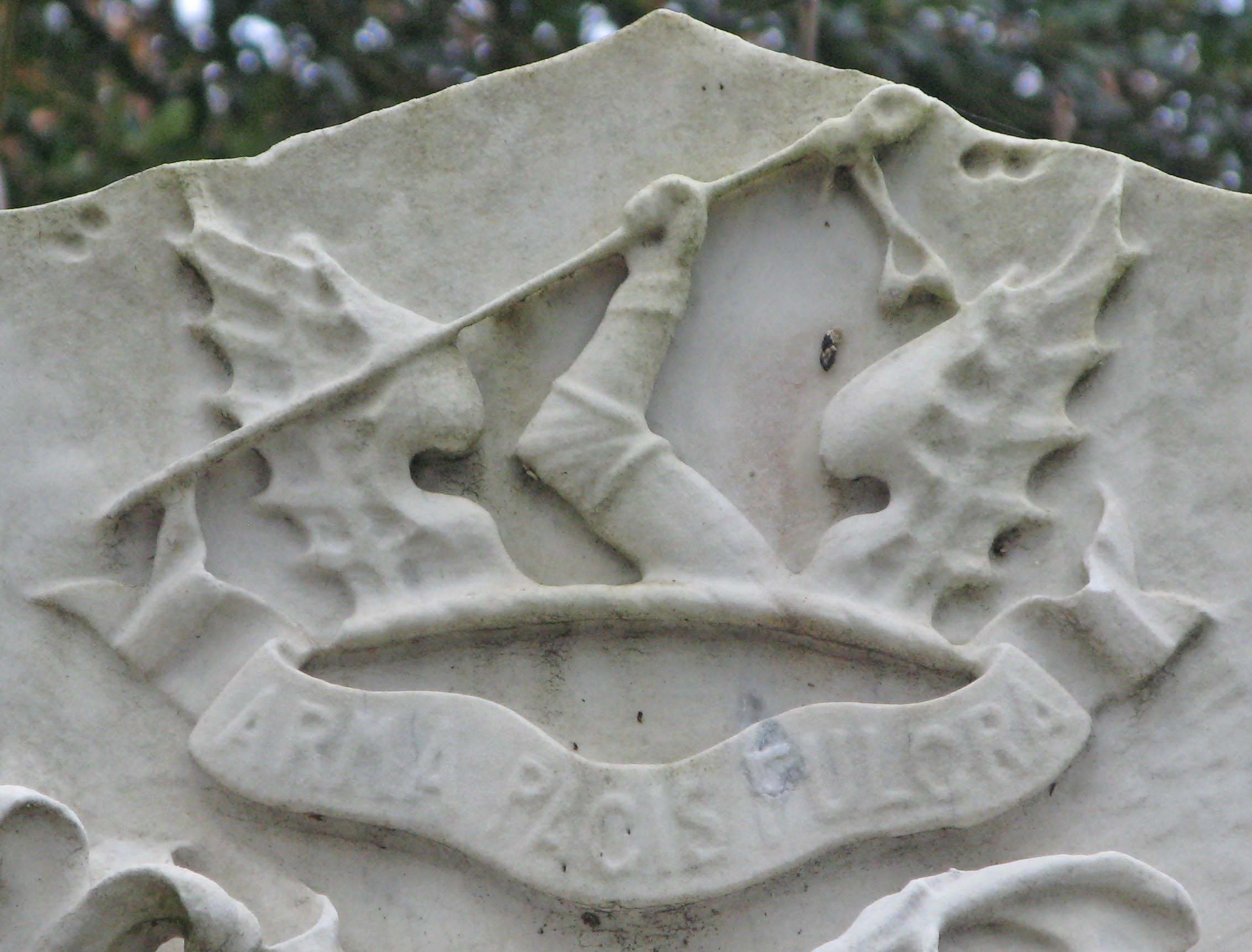 Pvt C. H. Kray