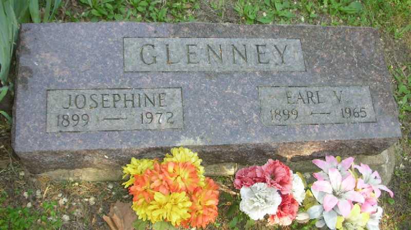 Josephine Marian Nellie <i>Pierce</i> Glenney