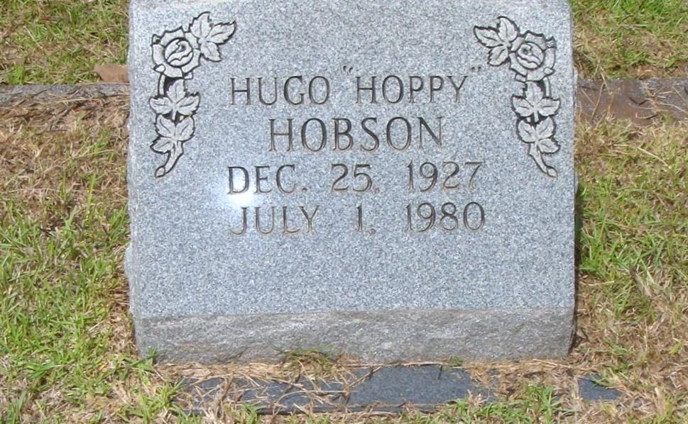 Hugo Hoppy Hobson