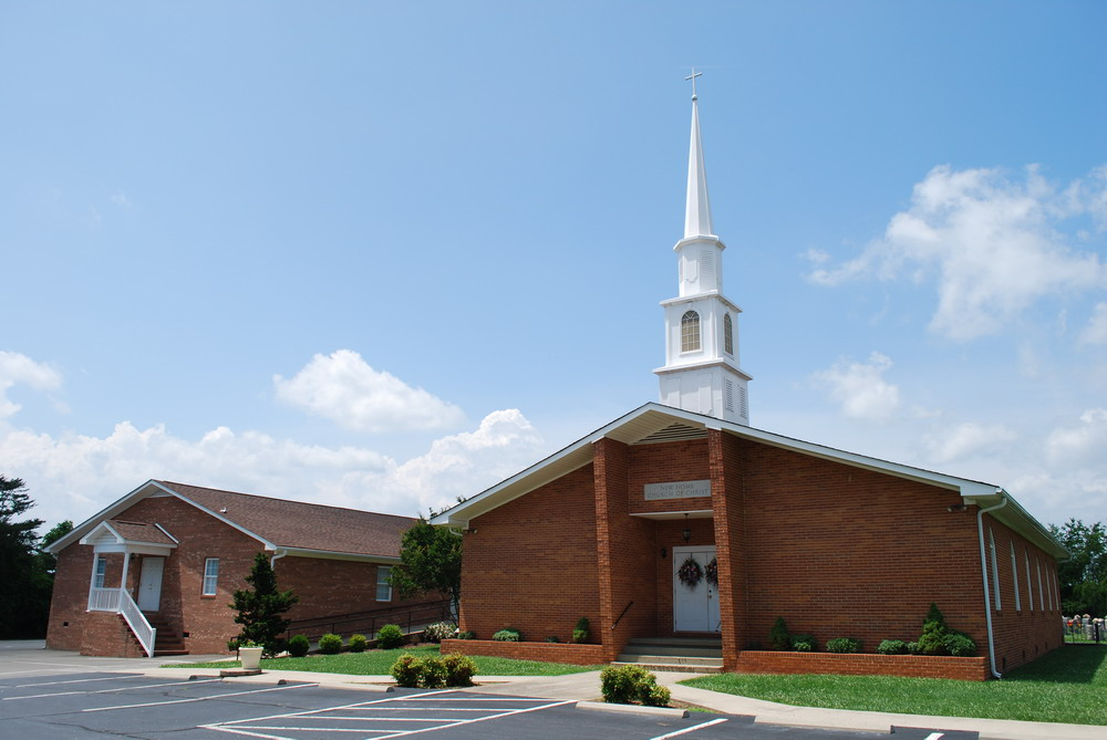 New Home Church of Christ Cemetery