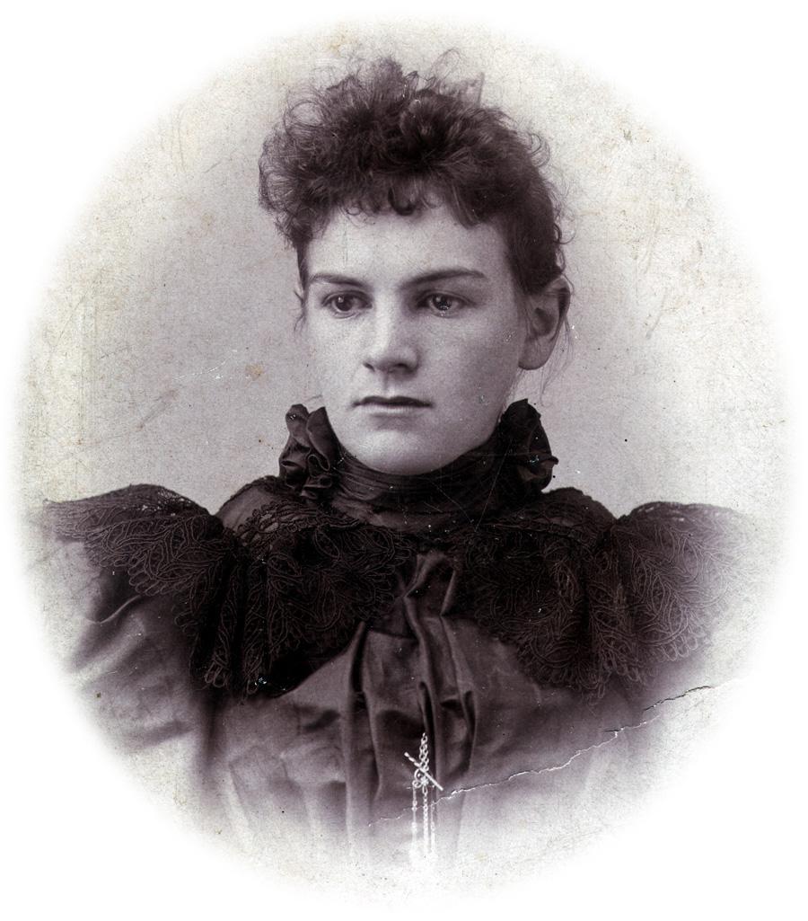 Leona Wade <i>George</i> Fielding