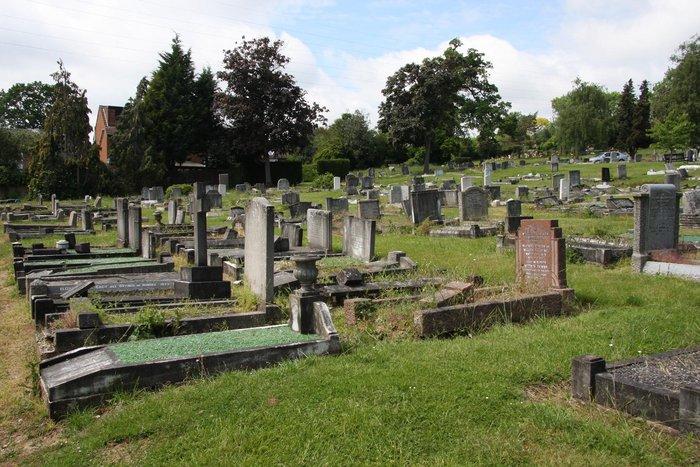 Pinner Cemetery