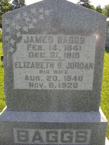 Elizabeth S. <i>Jordan</i> Baggs