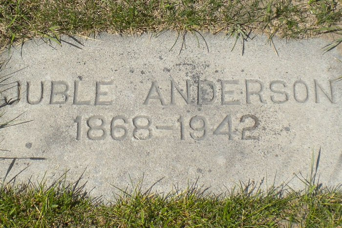 Juble Anderson