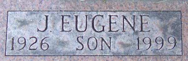 J Eugene Kelly