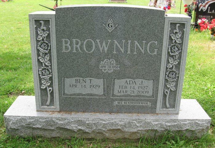 Ada Julia <i>Beyersdoerfer</i> Browning