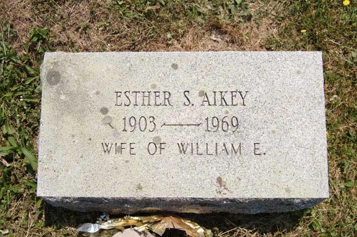Esther S. Aikey
