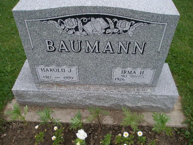 Harold John Baumann