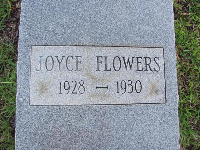Joyce Flowers
