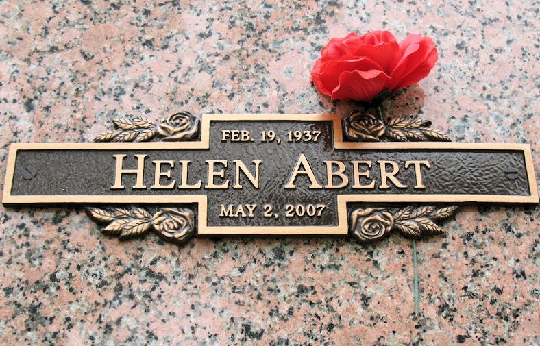 Helen Ann <i>Harmon</i> Abert