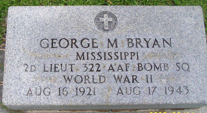 George M Bryan