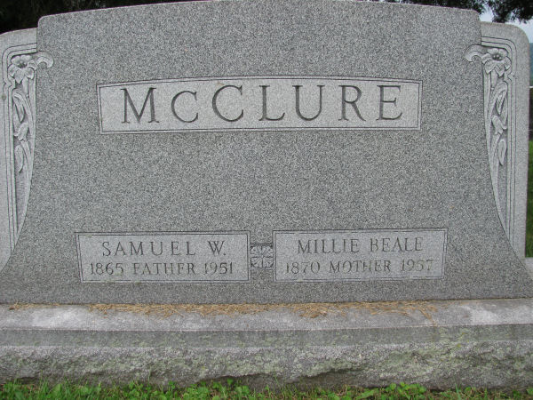 Samuel Wesley McClure