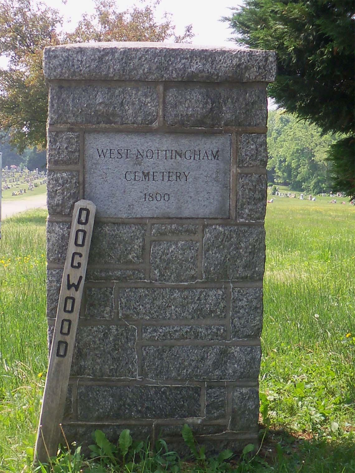 West Nottingham Cemetery