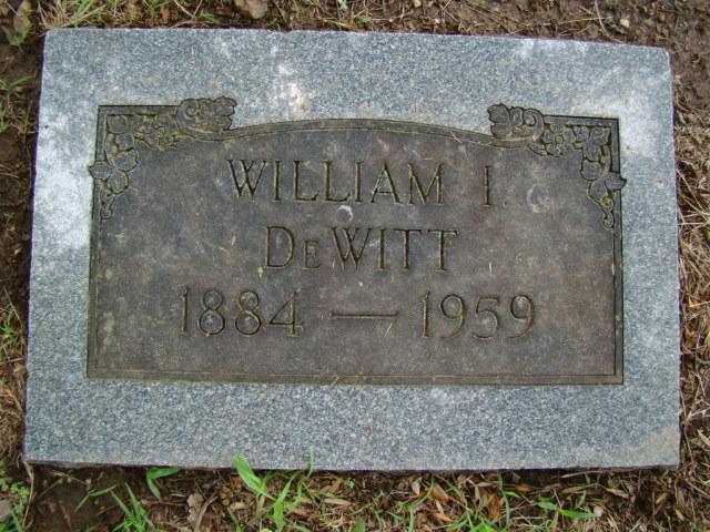 William Isaiah DeWitt