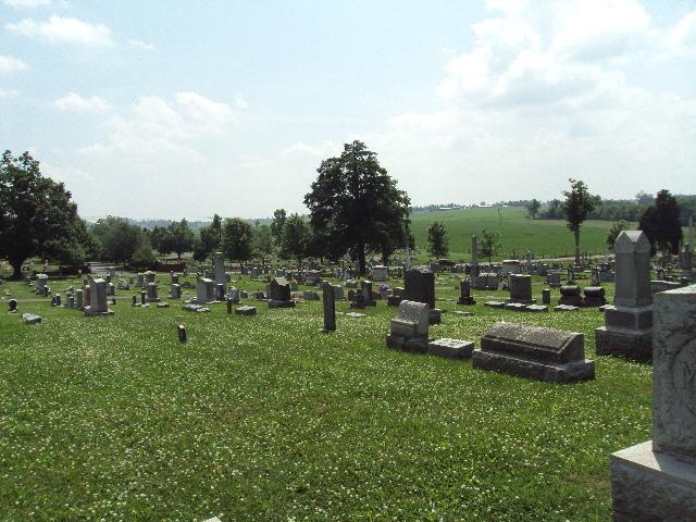 Buffalo Springs Cemetery