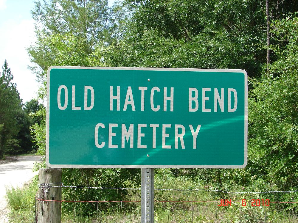 Old Hatch Bend Cemetery