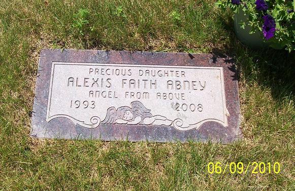 Alexis Faith Abney