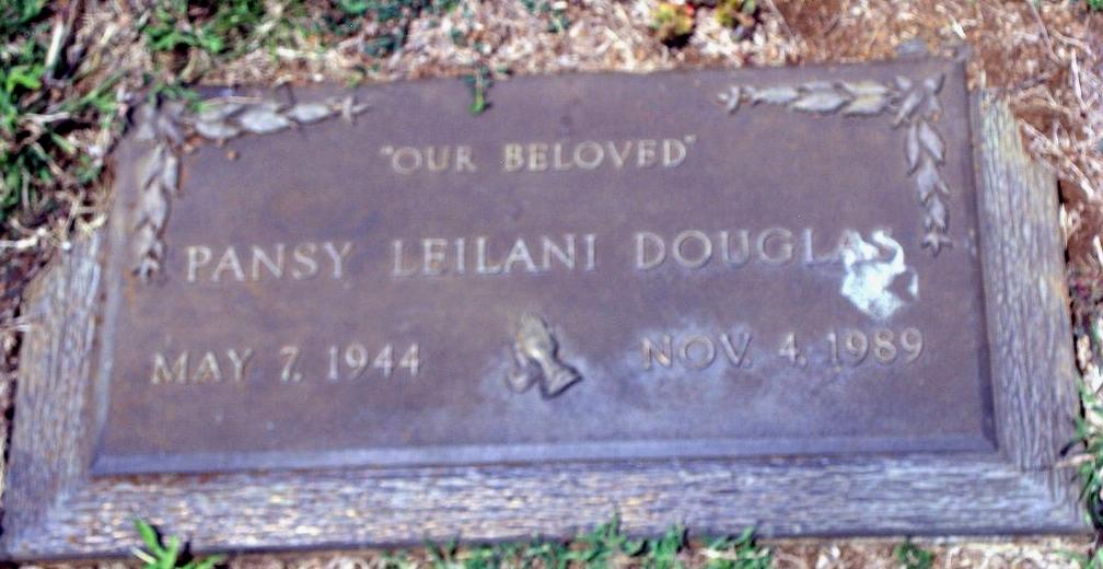Pansy Leilani Douglas