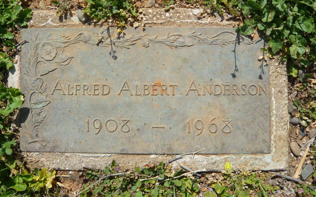 Alfred Albert Anderson