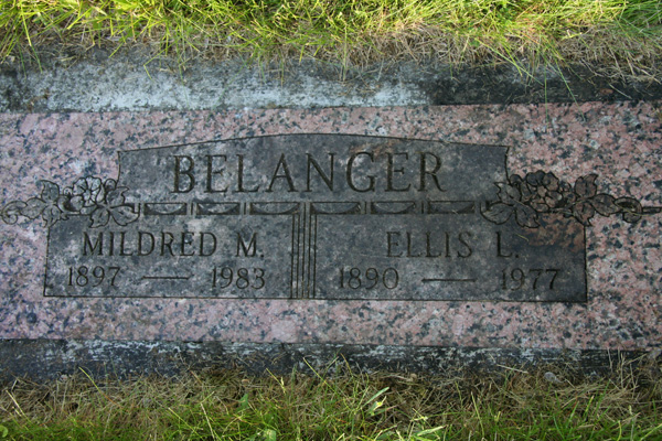 Ellis Lionel Belanger