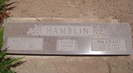 William Grant Hamblin