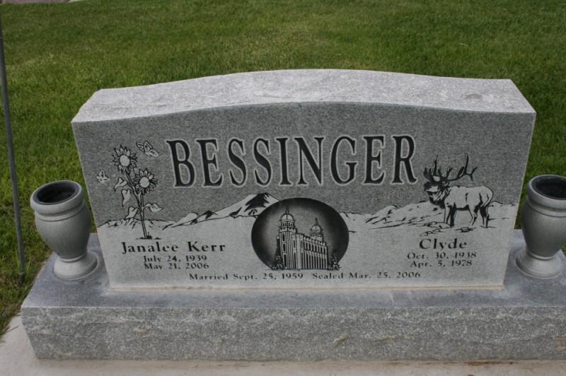 Janalee <i>Kerr</i> Bessinger