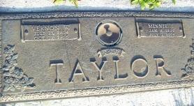 Minnie I. Taylor