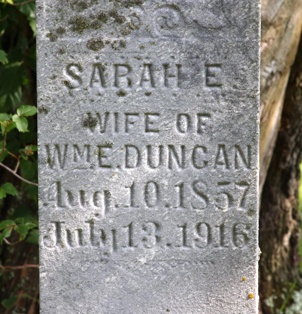 Sarah E. Duncan