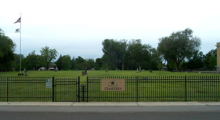 Draper City Cemetery